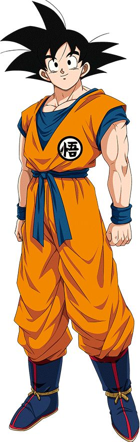 Son Goku render [DBZ Kakarot] by Maxiuchiha22 on DeviantArt