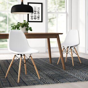 Modern Dining Furniture Sale Allmodern In 2020 Dining Chairs Solid Wood Dining Chairs Furniture