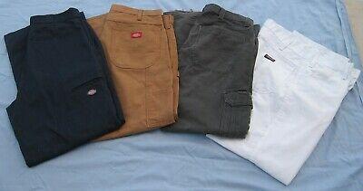 Lotta Worked In Work Pants Cargo Pants 3 Dickies And A Work Pants Mens Work Shirts Cargo Pants Men