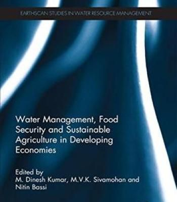 Water Management Food Security And Sustainable Agriculture In Developing Economies Pdf Developed Economy Sustainable Agriculture Water Management
