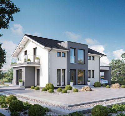 Concept M Bien Zenker Fertighaus In 2019 Modern Bungalow