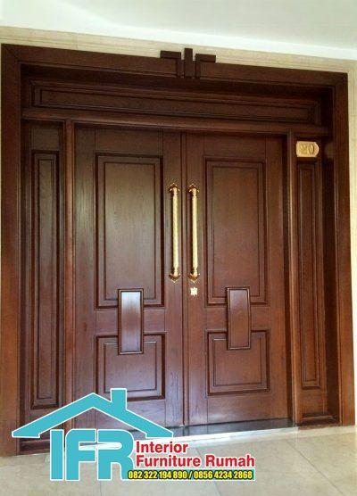 Gambar Depan Rumah : gambar, depan, rumah, Pintu, Rumah, Depan, Rumah,, Desain, Interior