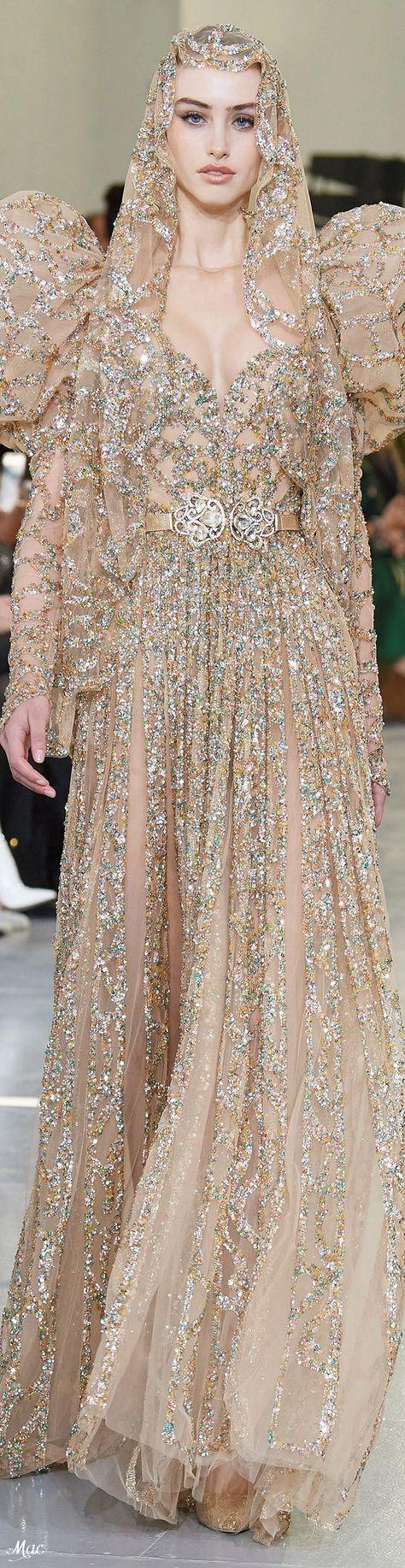 Spring 2020 Haute Couture Elie Saab