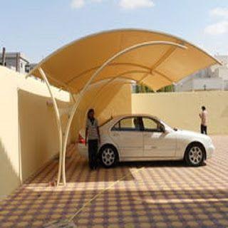 Car Park Shades In UAE +971 52 212 4676: car parking shed