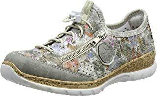 Rieker Damen N42v1 Slip On Sneaker #damen #frau #schuhe