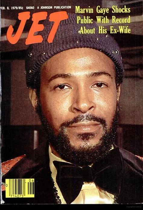 The very handsome and talented Marvin Gaye on a 1979 cover of Jet Magazine 💙💙💙👌👍 Jet Magazine, Black Magazine, Marvin Gaye, Ebony Magazine Cover, Magazine Covers, Essence Magazine, Soul Singers, My Black Is Beautiful, Beautiful People