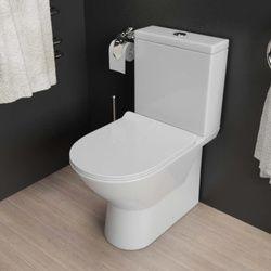Turbo Stand-WC-Kombination randlos KB1223   gästetoilette in 2019 ID87