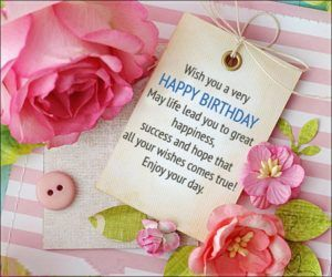 Happy Birthday Quotes And Messages For Friend Family Relatives