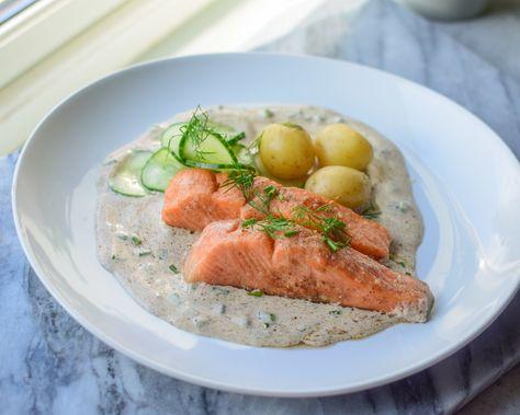 norsk fisk recept