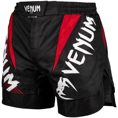 Venum No-Gi 2.0 Lightweight MMA Fight Shorts Black