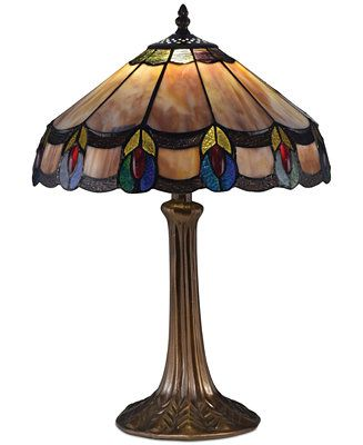 Dale Tiffany Derby Tiffany Table Lamp Home Lighting Lamps