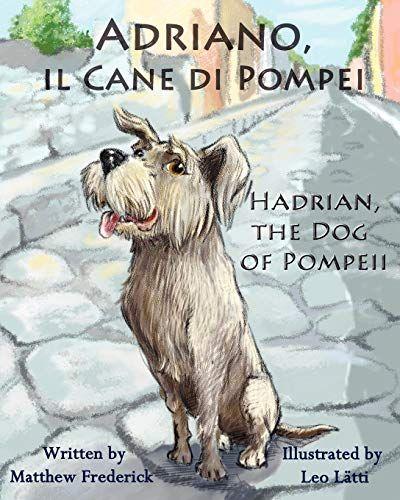 Adriano, il Cane di Pompei – Hadrian, the Dog of Pompeii (Italian Edition) - Default