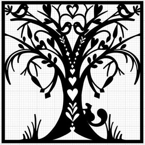 The framed tree caramedus.com