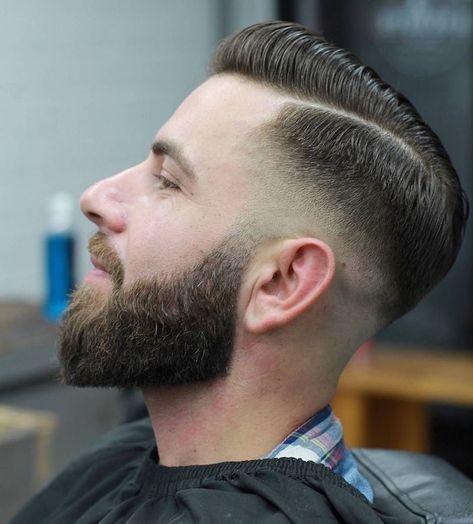1001 Ideen Fur Undercut Mit Ubergang Faszinierende Mannerfrisuren In 2020 Manner Frisur Kurz Haarschnitt Manner Barte Und Haare