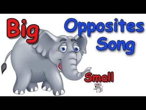 Opposites Song by The Learning Station Children will learn and explore opposites with this play along activity song. Opposites Song also enhances word recognition, vocabulary, comprehension, memory and recall.