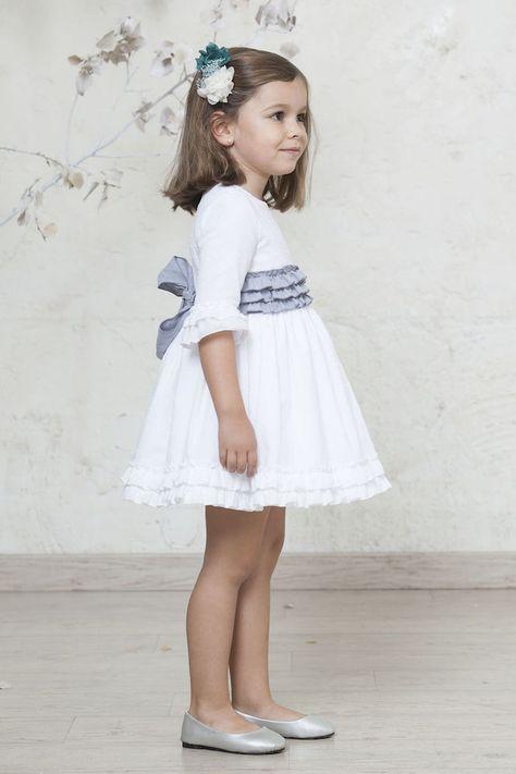 sitio autorizado 50-70% de descuento Códigos promocionales vestidos arras niñas | CSALÁD | Ropa niños boda, Trajes para ...
