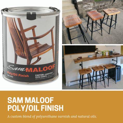 Hand Rubbed Polyurethane Wood Finish
