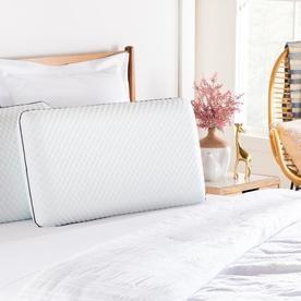 Linenspa Essentials Alwayscool Gel Memory Foam Pillow Standard