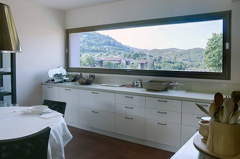 Blinds for Skylight Windows Contemporary Kitchen with Worktop - küchenzeile 240 cm mit geräten
