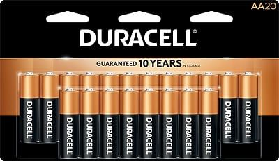 Duracell Coppertop Aa Batteries Alkaline 8 Pack 7 47 Duracell Duracell Batteries Alkaline Battery