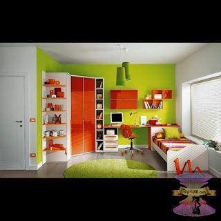 ارقى وأجمل الوان دهانات غرف نوم اطفال مودر ن 2021 Top4 In 2021 Home Decor Bed Bunk Beds
