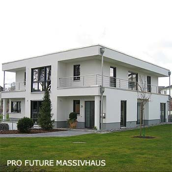 Pro Future Massivhaus bahaus architecture of interest bauhaus