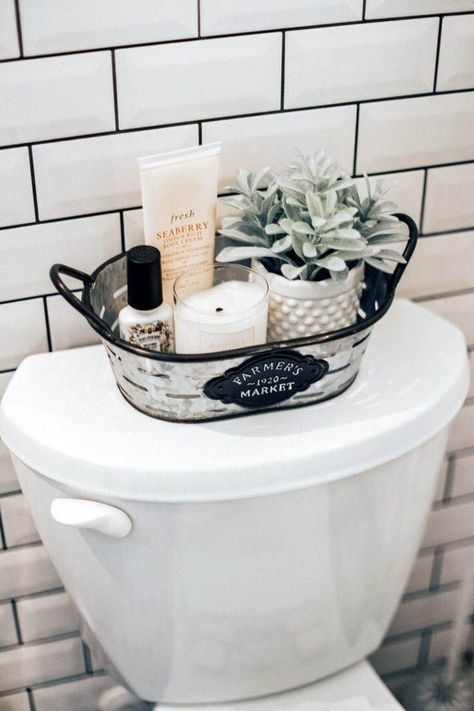 The 4 Essential Components To A Heavenly Guest Bathroom