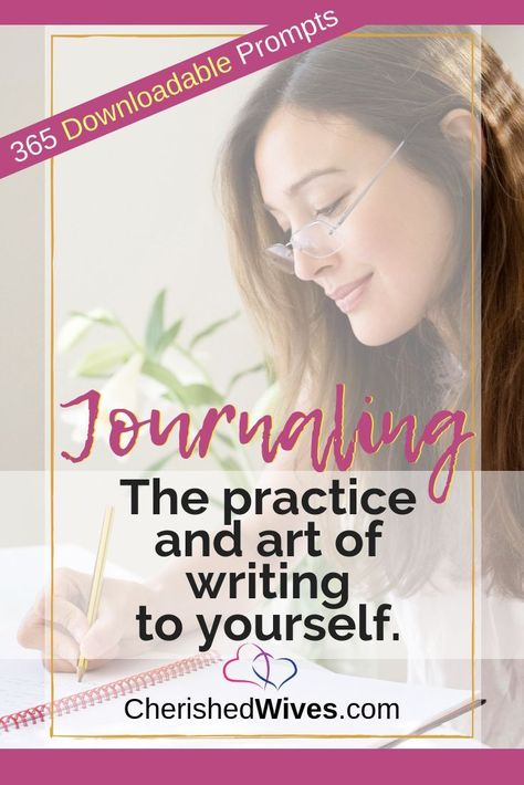 Journaling 101: The What, Why, When, Where, and How to Journal and How to Get The Most Out of it. Includes free prompts to use. #Journaling #Journalingprompts #HowtoJournal #Freebie #FreeJournalingPrompts #CherishedWives #KimberlyWalton
