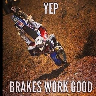 Check this website resource. Discover more about razor atv. Click the link to le. - So Funny Epic Fails Pictures Dirtbike Memes, Motocross Funny, Motorcross Bike, Motorcycle Memes, Motocross Quotes, Motocross Girls, Ktm Dirt Bikes, Dirt Bike Gear, Motorcycle Dirt Bike