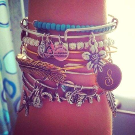 Wrist adornment