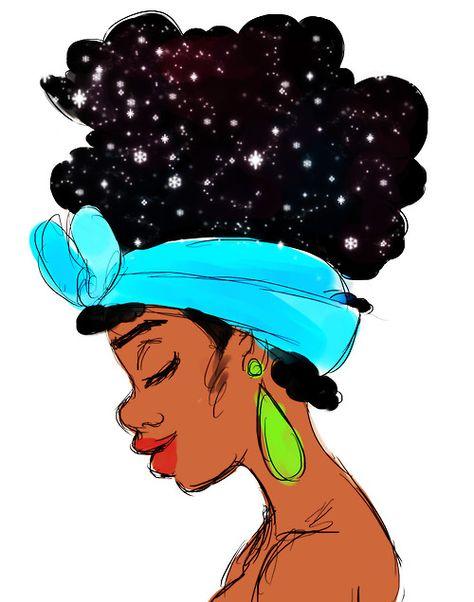Tumblr Belezas Negras Meninas Negras Desenhos Afro