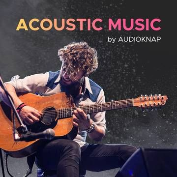 Play Acoustic Guitar Background Music For Video 15198777 Acoustic Guitar Music Videos Guitar
