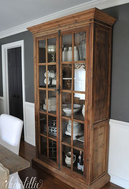 Best 25+ Dining room hutch ideas on Pinterest | Kitchen hutch redo ...
