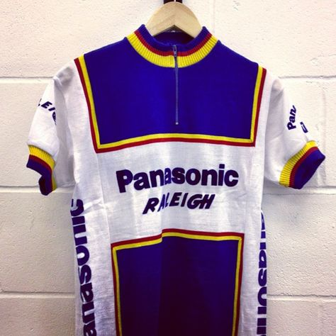 7b70bed7b Skil Miko Mavic Reydel 1984 Size 4 Vintage Cycling Jersey