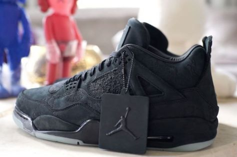 6a29758c8811 DJ Khaled KAWS Air Jordan 4 Friends Family