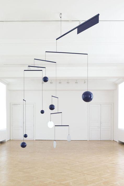 3 raisons d'aller voir l'exposition Pierre Paulin à la Galerie Perrotin
