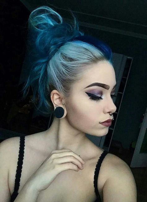 Piercings, stretched ears, tattoo blog
