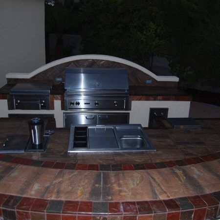 Gallery Of Outdoor Kitchens And Decor Las Vegas Outdoor Kitchen Outdoor Kitchen Outdoor Kitchen Design Decor