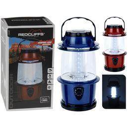 Led Campinglampe Rot Blau 20 Leds Camping Lampe Led Aschenbecher