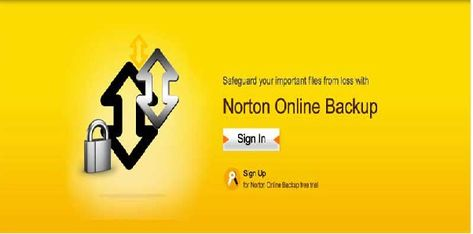 How to restore files from Norton Online Backup?