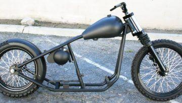 N48 Mmw Moto Mx Bobber Bobber Motorcycle Harley Bobber