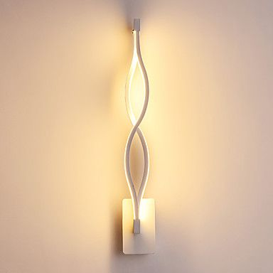 100 89 Modern Contemporary Wall Lamps Sconces Metal Wall Light 220v 110v 8 W Led Integrated Wall Lamp Led Wall Lights Contemporary Wall Lamp