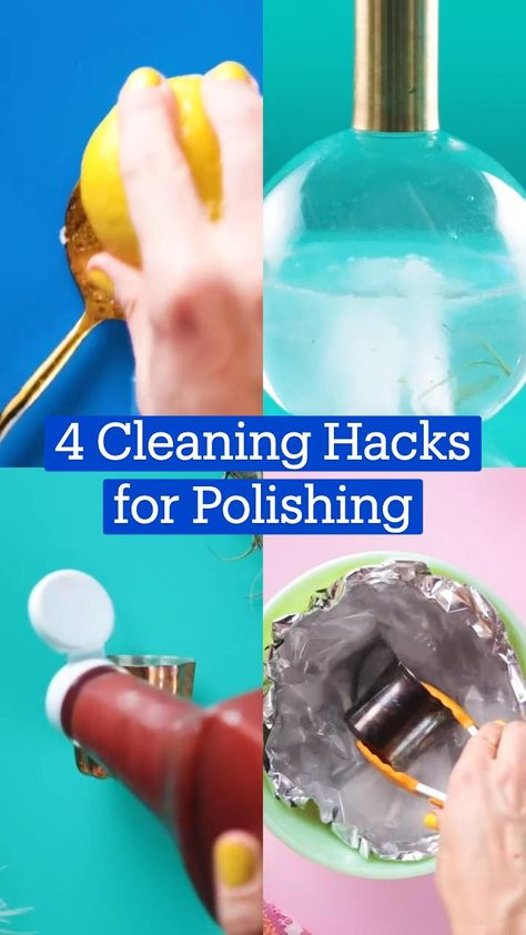 4 Cleaning Hacks for Polishing