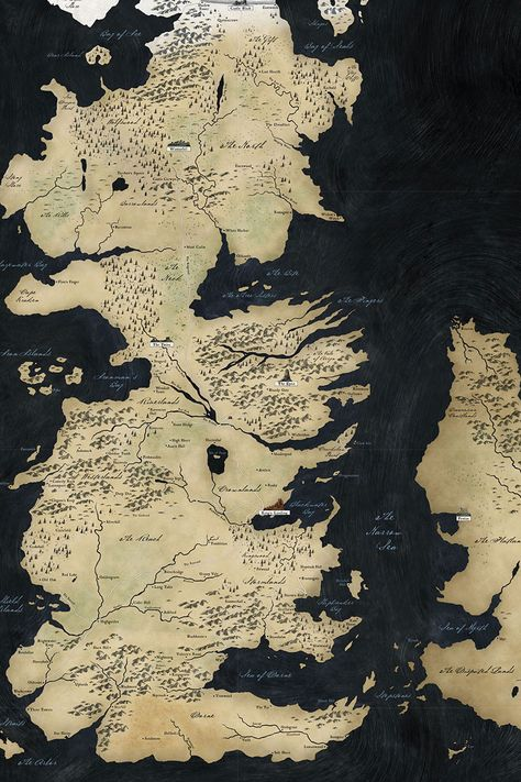 Game Of Thrones Die Besten Karten Von Westeros Und Essos