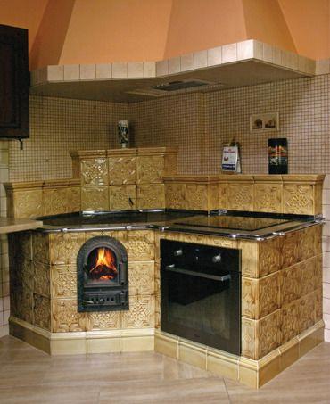 Kuchnie Galeria Wytwornia Kafli Stalowa Wola Cottage Kitchens Diy Tiny House House Design Kitchen