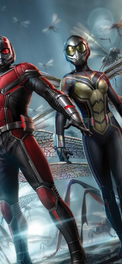 Ant Man And The Wasp Promotional Poster Wallpapers | hdqwalls.com