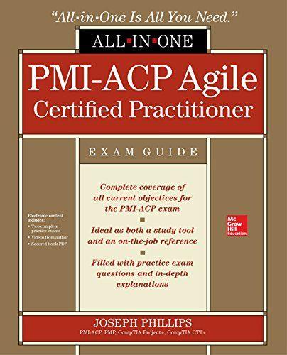 DOWNLOAD PDF] PMIACP Agile Certified Practitioner AllinOne Exam