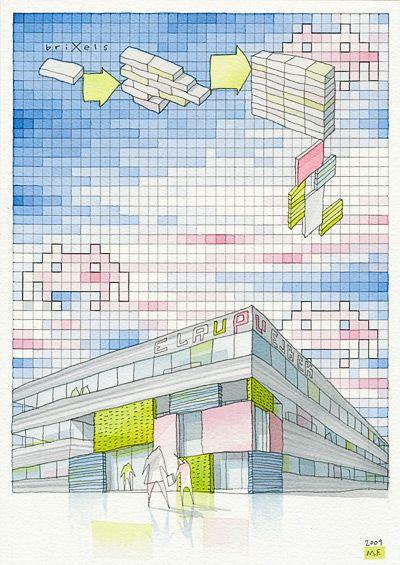 Arte y Arquitectura: Mikkel Frost de CEBRA Arte y Arquitectura: Mikkel Frost de CEBRA (11) – Plataforma Arquitectura
