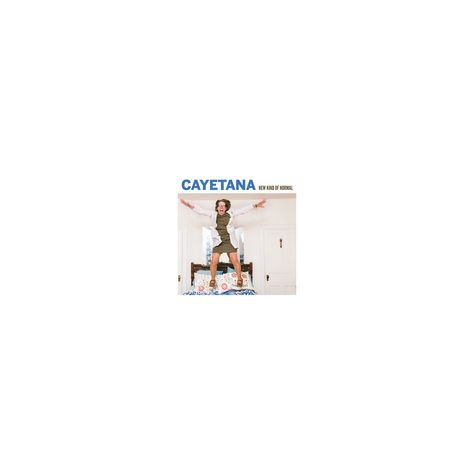Cayetana New Kind Of Normal Vinyl Vinyl Kindness Phonics