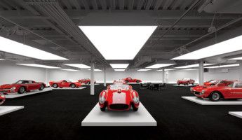 Ralph Lauren Car Collection Car Museum Luxury Garage Celebrity